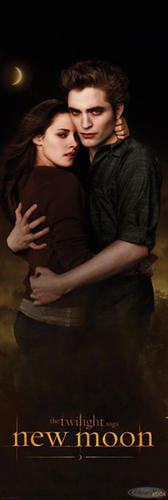 Twilight New moon Poster Edward &amp; Bella