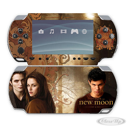Twilight New Moon Sticker Edward, Bella und Jacob
