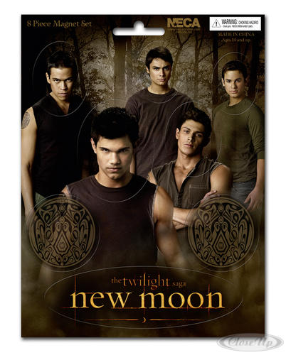 Twilight New Moon Magnete Wolf Pack