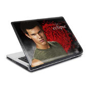 Twilight Eclipse Jacob Black Laptop Sticker 10 Zoll