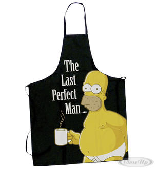 THE SIMPSONS BBQ SET HOMER