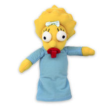 The Simpsons Beanbag Maggie