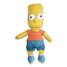 The Simpsons Beanbag Bart