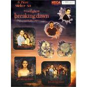 Twilight Breaking Dawn Sticker-Set Assorted