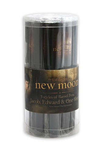 Twilight new Moon Set