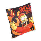 the simpsons pillow hellraiser