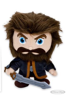 The Hobbit Figur Thorin Plüschfigur klein