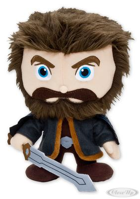 The Hobbit Figur Thorin Plüschfigur groß