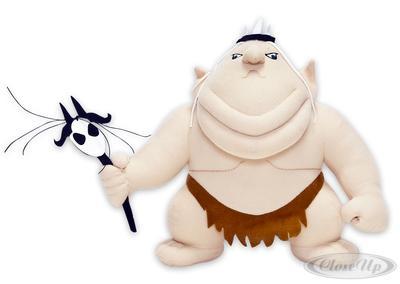 The Hobbit Figur Goblin King Plüschfigur groß   Kinderzimmer > Spielzeuge > Stofftiere