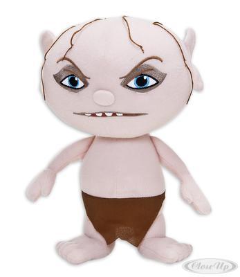 The Hobbit Figur Gollum Plüschfigur groß   Kinderzimmer > Spielzeuge > Stofftiere