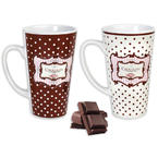 "Mugs ""Chocolate"" XL Set of 2"