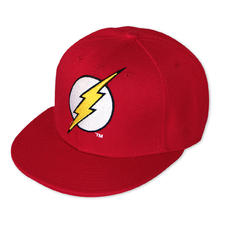 The Flash Red Logo Cap