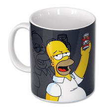 The Simpsons XXL Mega Tasse