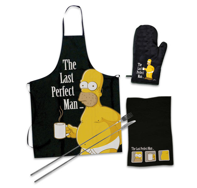 The Simpsons Grillset Last