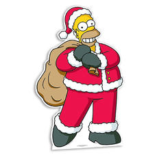 The Simpsons - Santa Homer
