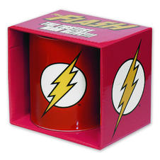 The Flash Logo Tasse