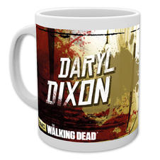 The Walking Dead Mug Daryl