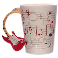 "Tasse E- Gitarre ""Rock it!"""