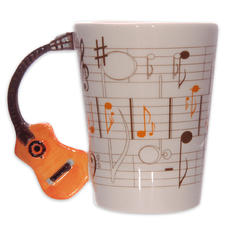 "Tasse Gitarre ""Rock it!"""
