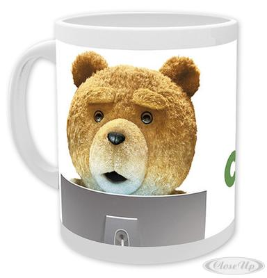 Ted Tasse Ted is coming