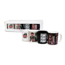 The Big Bang Theory Espresso-