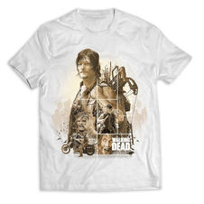 The Walking Dead T-Shirt Daryl