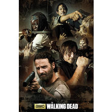 The Walking Dead Poster