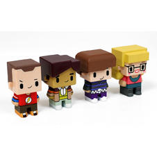 The Big Bang Theory Figurenset