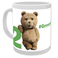 Ted 2 Tasse #GrrrrrMondays