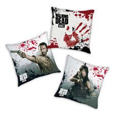 The Walking Dead Decorative Pillows 3-pc Set -