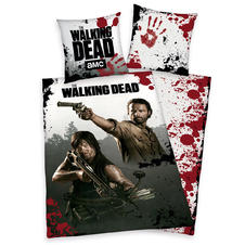 The Walking Dead bedding