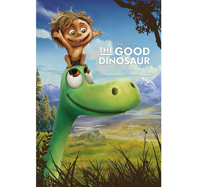 the good dinosaur poster disney pixar arlo spot poster gro format jetzt im shop bestellen. Black Bedroom Furniture Sets. Home Design Ideas