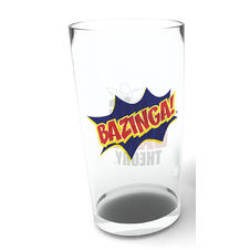The Big Bang Theory Pint Glas