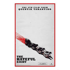 The Hateful Eight Poster -