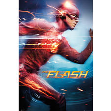 The Flash Speed Poster