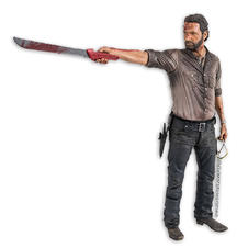 The Walking Dead action figure