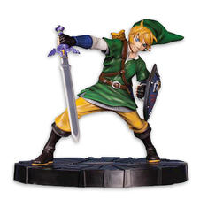 The Legend of Zelda Statue