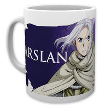 The Heroic Legend of Arslan Mug