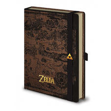 The Legend of Zelda Premium Notepad