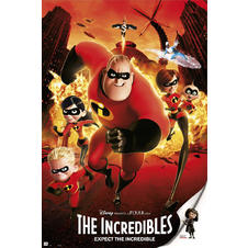 The Incredibles Poster Expect