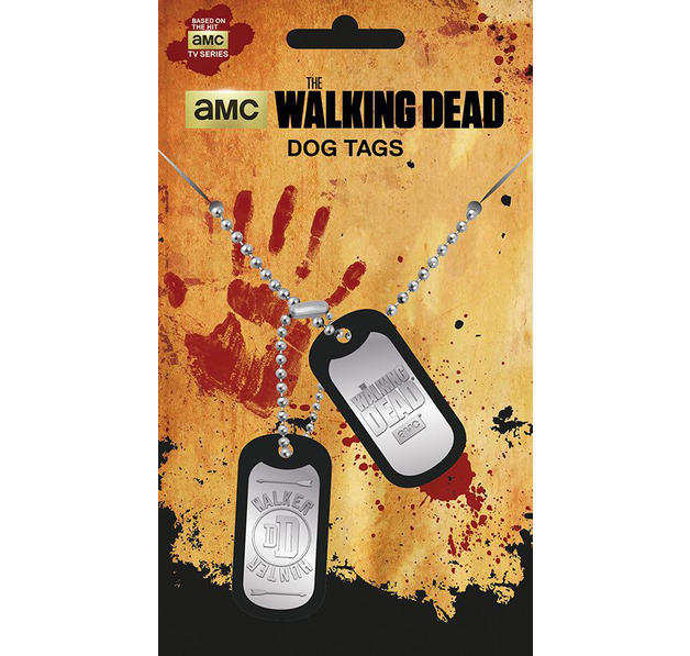The Walking Dead Dog Tag