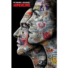 Poster The Americans -