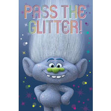 Trolls Poster - Diamond Guy/