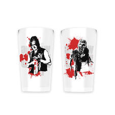 The Walking Dead Medium Glass Set -