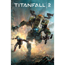 Titanfall 2 Poster Cover