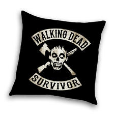 The Walking Dead Decorative Pillow -