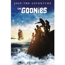The Goonies Poster Join The