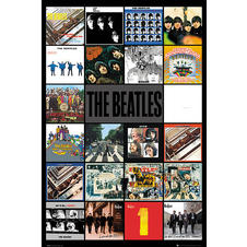 The Beatles Poster -