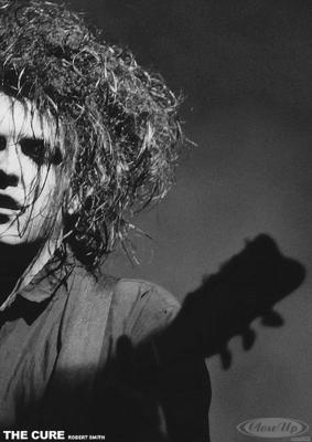 The Cure Poster Robert Smith