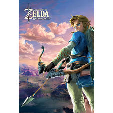 The Legend of Zelda Poster -